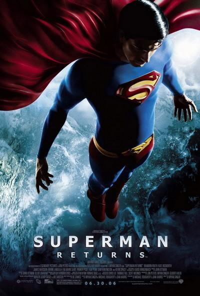 Póster de 'Superman Returns'