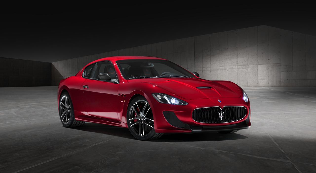 Foto de Maserati GranTurismo MC Stradale Centennial Edition y GranCabrio MC Centennial Edition (33/33)