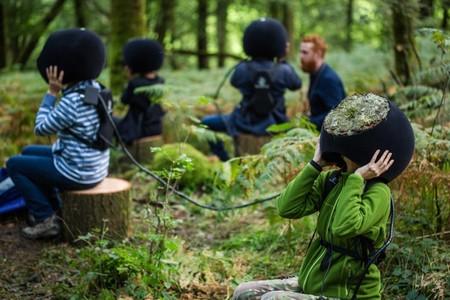 Ver el mundo a través de los ojos de un animal es el objetivo detrás de este fascinante proyecto de realidad virtual