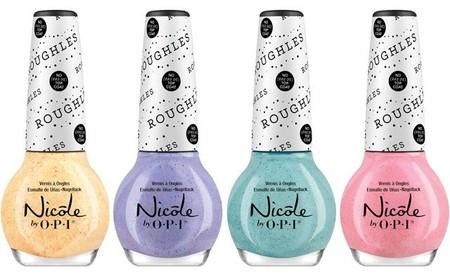 ¿Quieres textura en tus uñas? Nicole by OPI es una experta en este campo