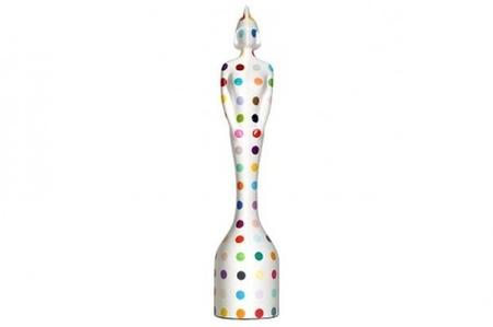 Damien Hirst rediseña el trofeo del Brit Awards 2013