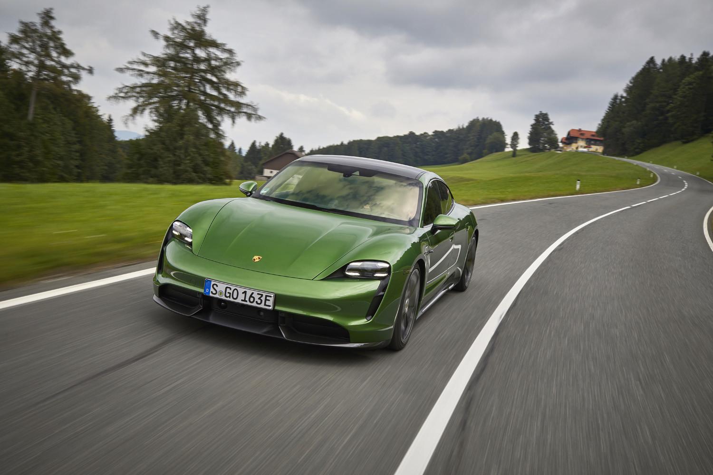Foto de Porsche Taycan prueba contacto (190/275)