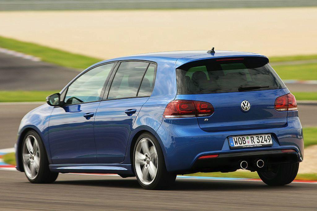 Foto de Volkswagen Golf R (16/16)