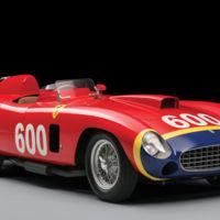 Ya puedes ir ahorrando para este Ferrari 290 MM de Juan Manuel Fangio