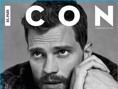 Modelos al paro: los actores dominan las portadas de las revistas del mes de noviembre