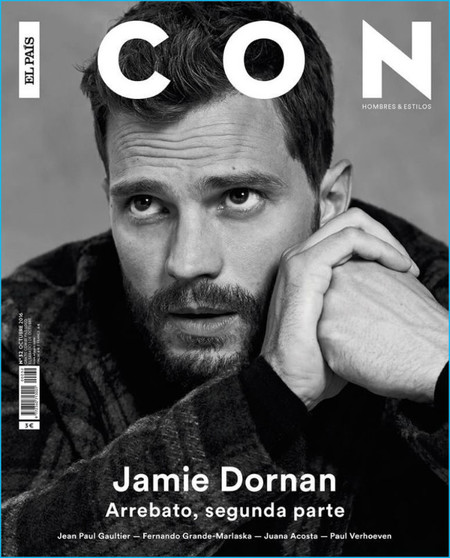 Jamie Dornan 2016 Icon El Pais Cover Photo Shoot 001