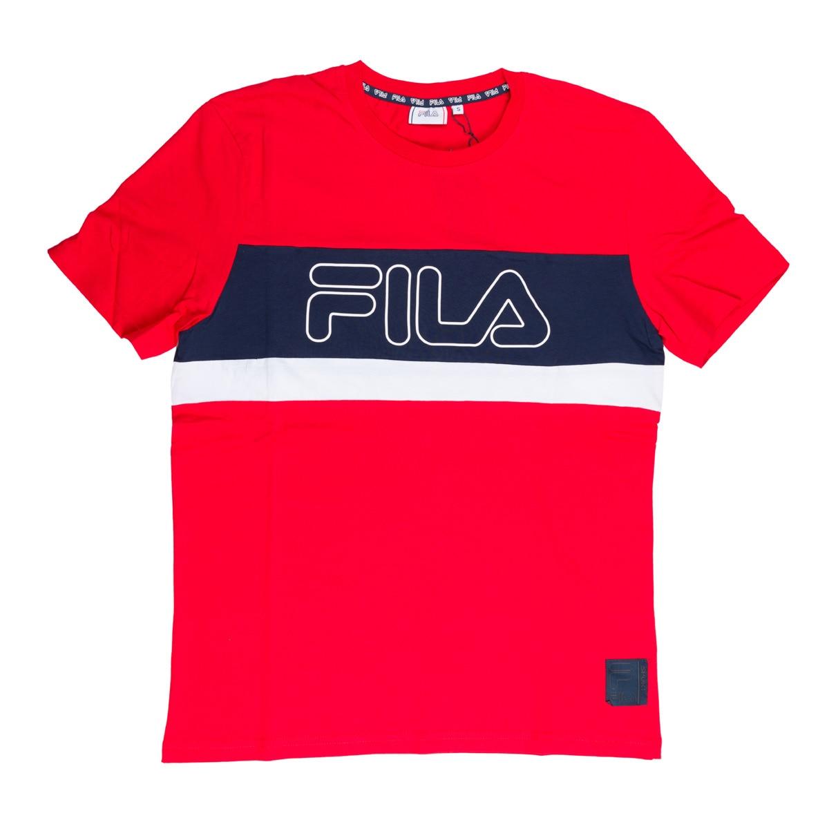 Camiseta de hombre Laurens Fila