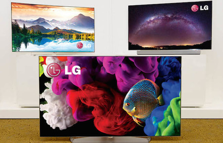 LG revela sus nuevos televisores OLED 2015: mucho 4K más WebOS