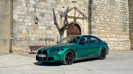 BMW M3 Competition Prueba Contacto 4