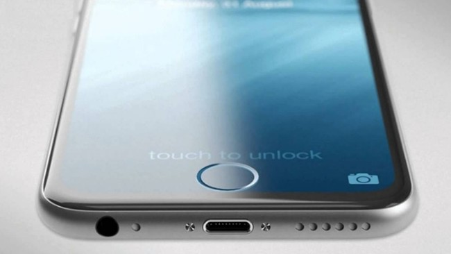 iPhone 8: hola USB-C y pantalla OLED curva, adiós Lightning, dicen en el Wall Street Journal
