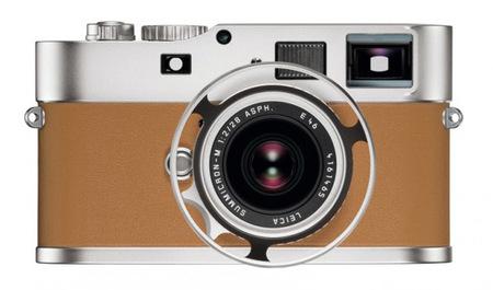 Hermès se ha unido a Leica para crear una nueva cámara fotográfica con lo mejor de ambas casas