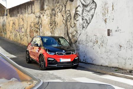 BMW i3s en la calle
