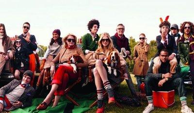 Conoce a los Hilfiger: una campaña innovadora para la temporada AW 2010/2011