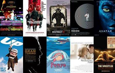 Vota lo mejor de 2009 | Mejor película
