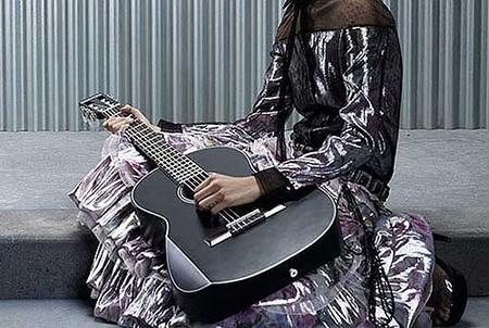 Guitarra Chanel