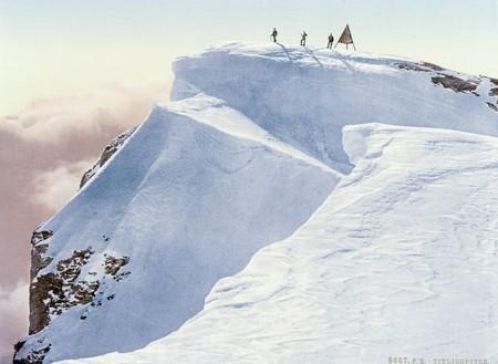 The Titlis Spitze Unterwald