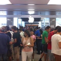 Foto 61 de 93 de la galería inauguracion-apple-store-la-maquinista en Applesfera