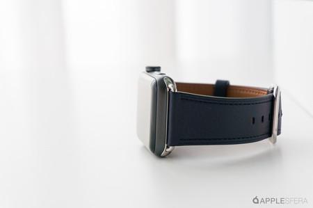 Algunos Apple Watch Series 3 sin LTE muestran unas rayas inusuales en la pantalla