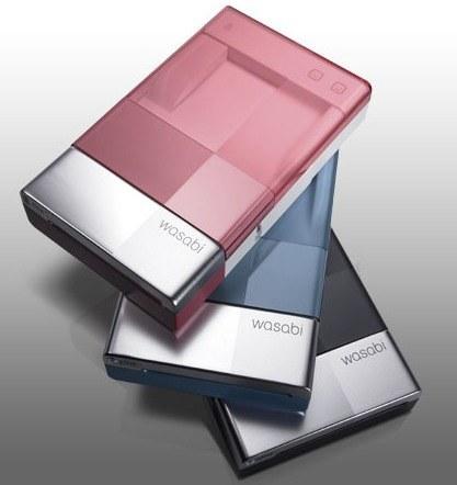 Dell Wasabi, impresora portátil sin tinta