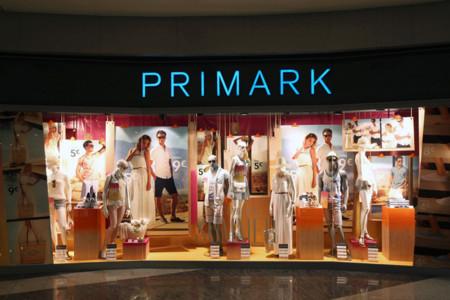 Primark escaparate Plenilunio Madrid tienda