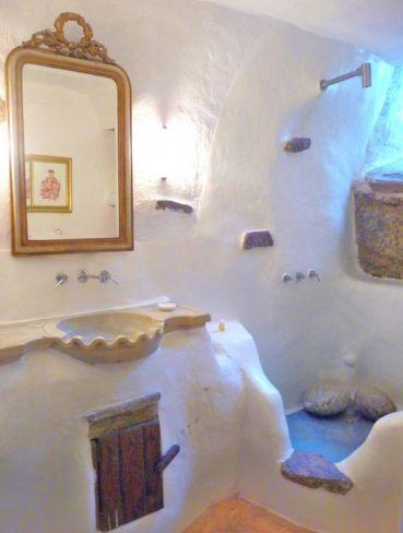 mykonos-baño