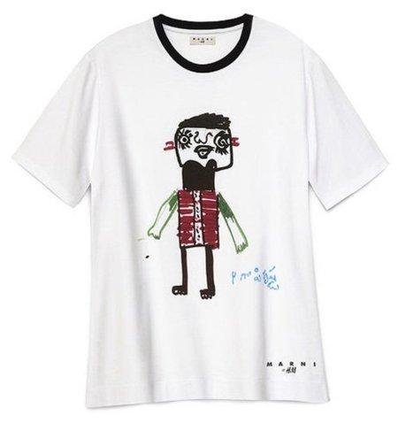 Camiseta solidaria de Marni para H&M
