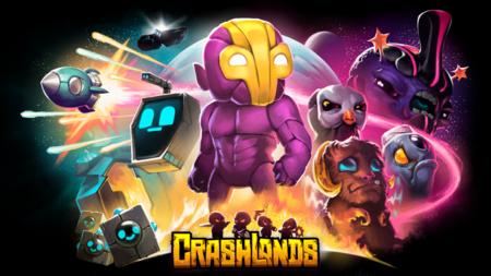 Crashlands llega a Android: el primer candidato serio a juego del año en móvil ya está aquí