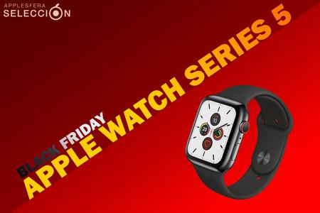 Black Friday 2020: el Apple Watch Series 5 GPS + Cellular está más barato que nunca en Amazon por 374,40 euros