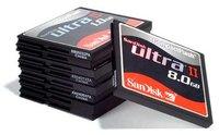 SanDisk, Nikon y Sony apuestan por nuevas tarjetas CF mucho más rápidas