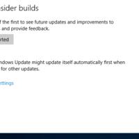 Ya puedes regresar al programa Insider para recibir nuevas versiones de Windows 10