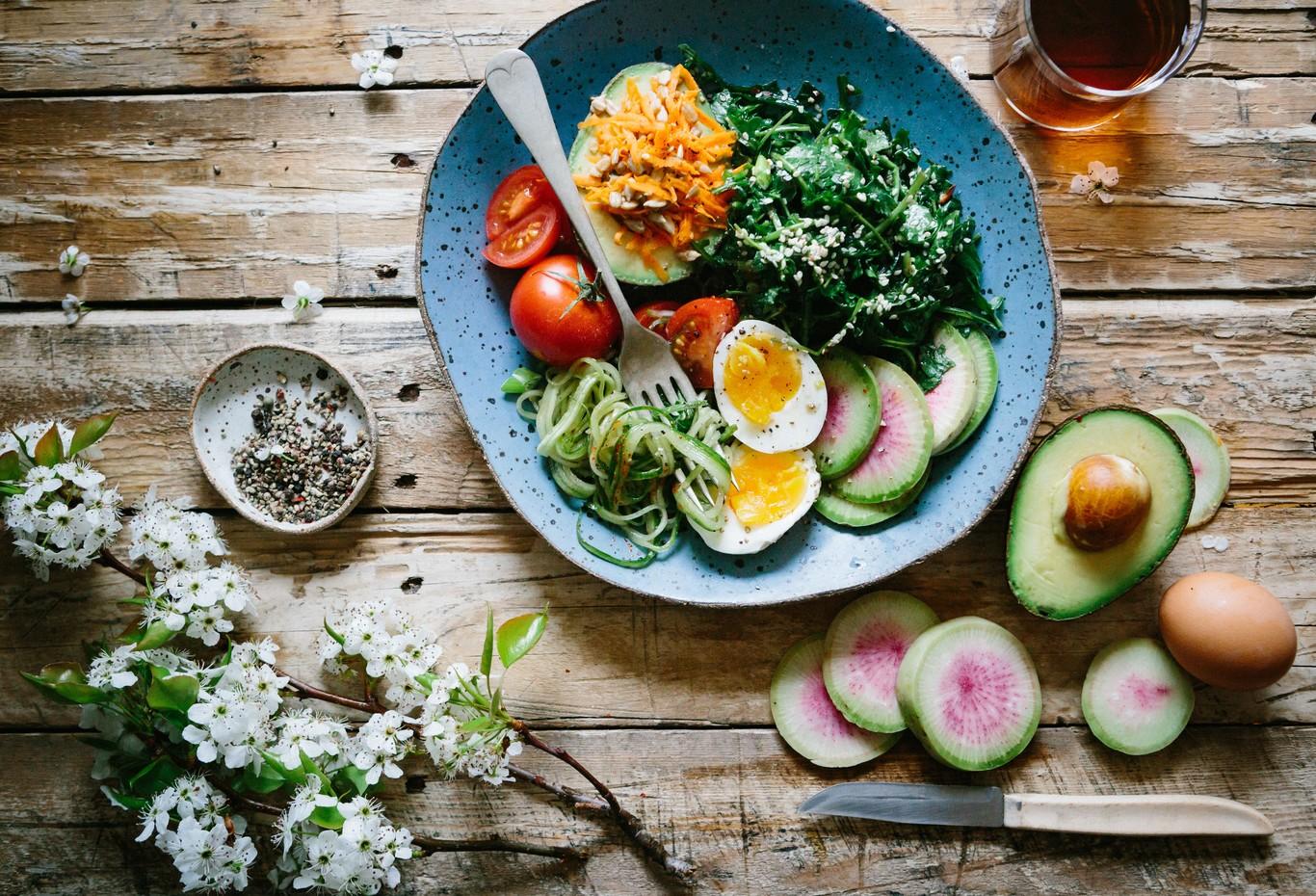 dieta proteica vegetariana para adelgazar
