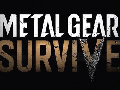 Se anuncia Metal Gear Survive para PC, Xbox One y PS4 ¿Pero cubrirá nuestras expectativas?