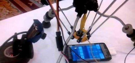 El robot que descifra contraseñas del teléfono móvil