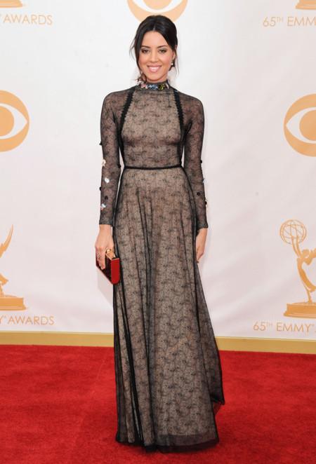 Aubrey Plaza Emmy 2013
