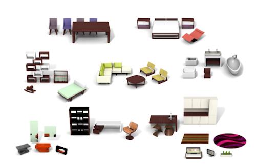 Muebles casas de munecas para recortar 20170717131548 - Mobiliario de casa ...