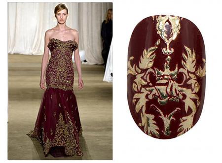 """Los """"nail patchs"""" de Revlon by Marchesa, para que todas podamos lucir una manicura de alfombra roja"""