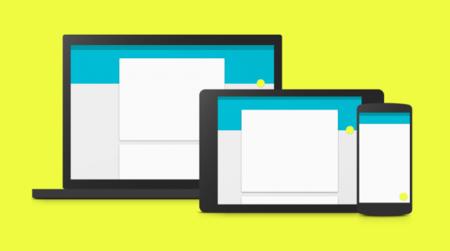 Google prueba Material Design en la web de búsqueda móvil