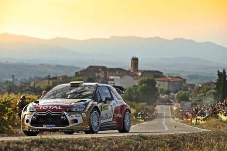 El Rally de Catalunya presenta su recorrido para 2014