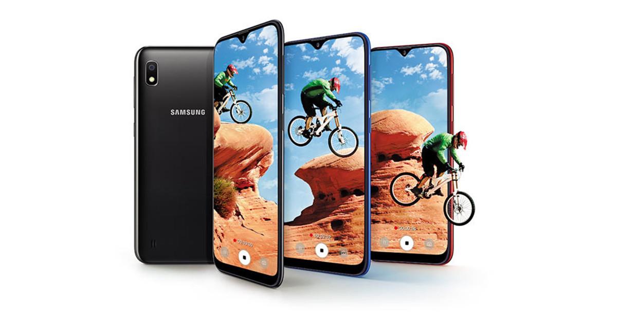 El más básico se triplica: Samsung Galaxy A10e y Samsung Galaxy A10s a la vuelta de la esquina