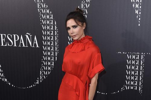 Vogue de España celebra una cena en honor a Victoria Beckham pero las celebrities españolas le restan protagonismo
