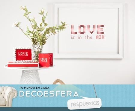 ¿Haréis alguna manualidad para decorar la casa en San Valentín? La pregunta de la semana