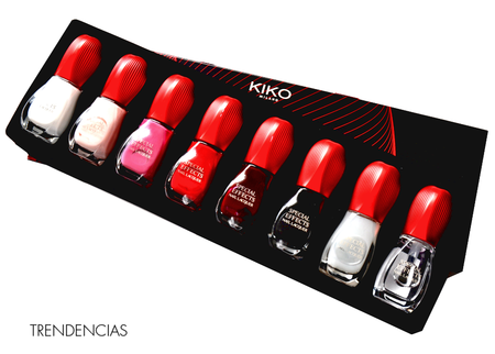 Special Effects Nail Lacquer Kit Kiko
