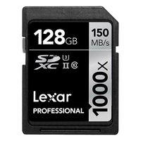 Mucho espacio para tus fotos y vídeos con la Lexar Professional de 128 Gb, por 61,90 euros hoy, en Amazon