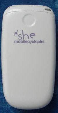 Alcatel OT-635a, el móvil para ella