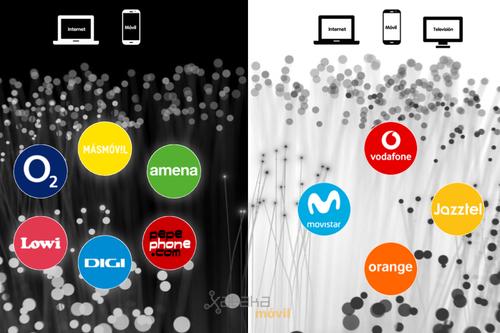 Movistar, Vodafone y Orange mantienen estrategia para la vuelta al cole del pasado año, pese a la menor tensión comercial