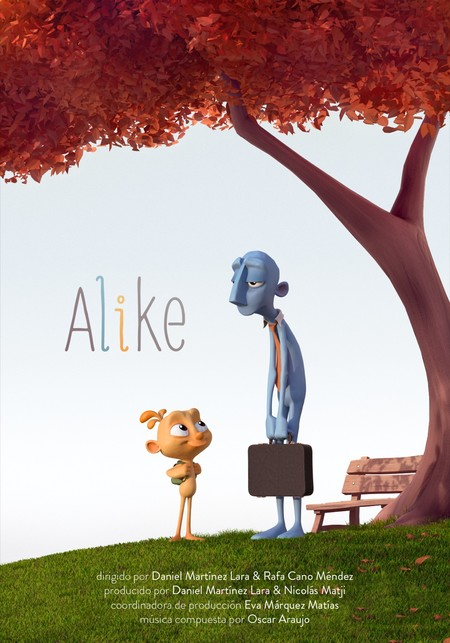 Alike Poster Spa