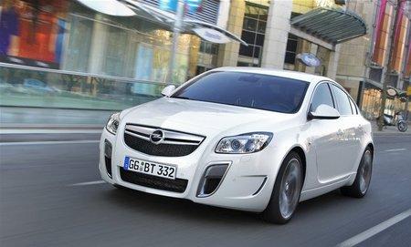 Cambio automático para el Opel Insignia OPC