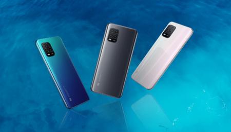 Xiaomi Mi 10 Lite 5G: cerebro de súper gama media con 5G y cuatro cámaras