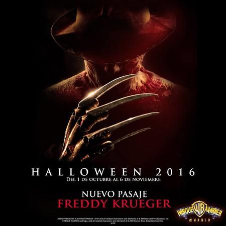 Halloween Parquer Warner