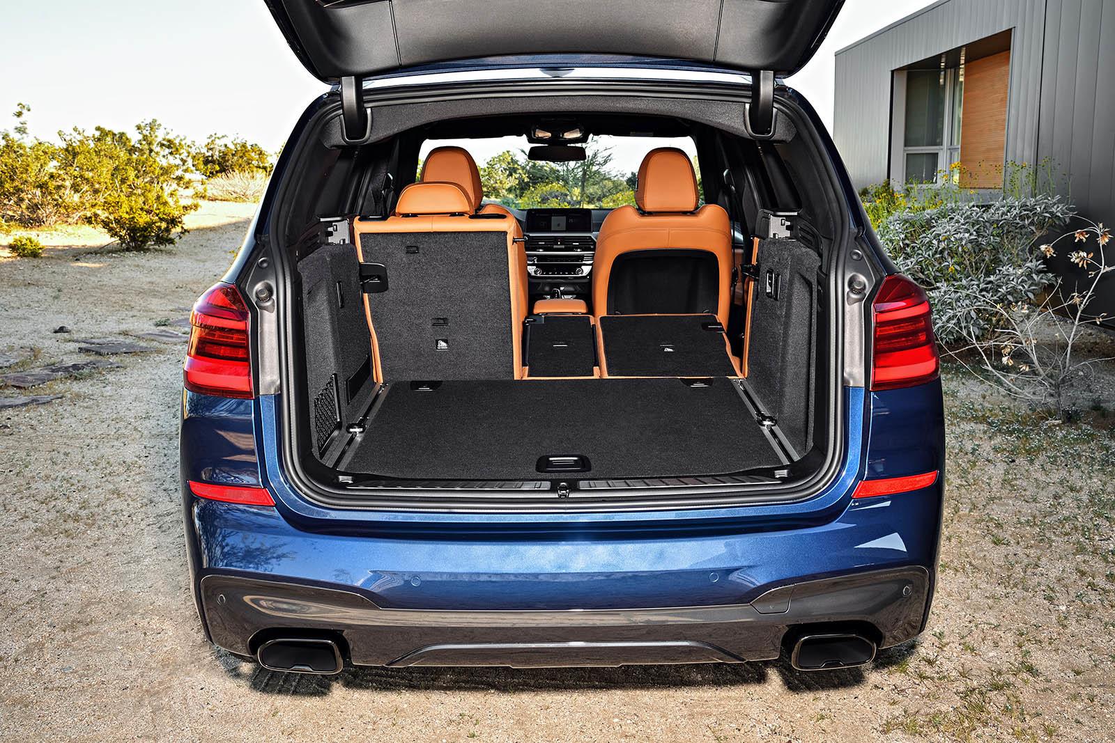 Foto de BMW X3 2018 (16/34)